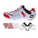 BOODUN/SIDEBIKE® Calzado para Bicicleta de Carretera Zapatillas de ciclismo con pedal y cala Unisex Amortización A prueba de Viento