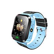 ips 1.44 '' pantalla táctil reloj inteligente niños gps perseguidor SOS del anti-perdidos niños inteligentes buscador de pulsera de