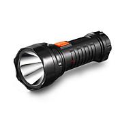 Yage-3738 llevado linterna 1pcs linterna recargable incorporado en la luz de la batería linterna de 2 modos lanterna lampe torche batería