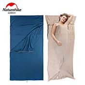 寝袋 封筒型 シングル 幅150 x 長さ200cm 20 コットンX100 キャンピング&ハイキング 旅行用睡眠グッズ