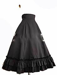 Sukně Gothic Lolita Princeznovské Cosplay Lolita šaty Módní Po lýtka Sukně Pro