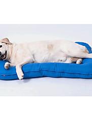 Pes pelíšky Domácí mazlíčci vložky Jednobarevné Šedá Zelená Modrá