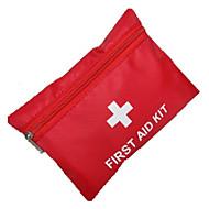 ערכת עזרה ראשונה צעידה עזרה ראשונה אדום יח