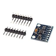 ADXL345 Digital 3-Axis gravidade Módulo Sensor de Aceleração do