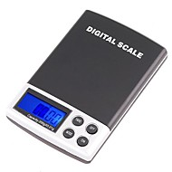 200g x 0,01 g Mini Digital Jewelry Pocket-Gramm-Maßstab LCD