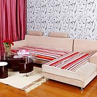 Elaine čistog pamuka ljubičasta pruga kauč jastuk 333769