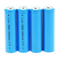 Batterijen 3.7 Kamperen/wandelen/grotten verkennen