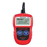 autel nova ferramenta MaxiScan ms310 OBD 2 do scanner falha do motor do carro leitor de código de OBDII scanner de diagnóstico