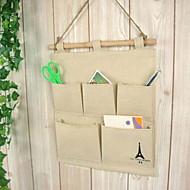 Bewaarzakken / Hangers Textiel / Hout met 1pc/opp bag , Kenmerk isVoor Sieraden / Banden / Ondergoed