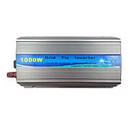 1000W 30V / 36V grid tie inverter MPPT funkció tiszta szinuszos 110V kimenet 60 72 sejtek panel input a grid tie inverter