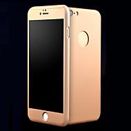 Kompatibilitás iPhone 8 iPhone 8 Plus iPhone 7 iPhone 7 Plus iPhone 6 iPhone 6 Plus tokok Ütésálló Other Teljes védelem Case Tömör szín