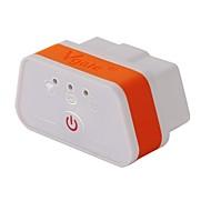 vGATE originais icar2 wi-fi ELM327 leitor de código de ferramenta de diagnóstico de carro obdii para iOS e Android