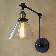 AC 100-240 40 E26/E27 Rustic/Lodge svojstvo for Uključuje li žarulju,Ambijentalno svjetlo zidna svjetiljka