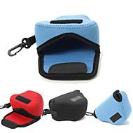 ניאופרן dengpin® כיס תיק מקרה מגן רך מצלמת DMC-gm5 PANASONIC gm1s עדשת 12-32mm (צבעים שונים)