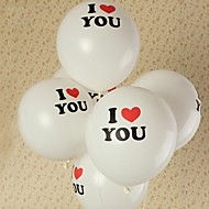 10kpl sydämen muotoinen ilmapallo häät ilmapallo valokuvien tulostamiseen naimisiin muoti ilmapallo rakkaus ilmapallo