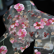Nail Jewelry-PVC-Kukka-Sormi-4*100cm-1pcs