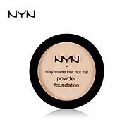 Powder Dry Pressed powder Long Lasting / Natural NYN