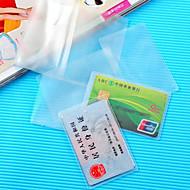 Porta-DocumentoForOrganizadores para Viagem Couro Ecológico 9.3*6*0.5cm