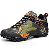 Unissex-Tênis-par sapatosVerde-Lona Pele-Ar-Livre Escritório & Trabalho Casual Para Esporte Work & Safety