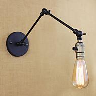 AC 220-240 40 E26/E27 Rustiikki Maalaus Ominaisuus for Lamppu sisältyy hintaan,Ympäröivä valo Seinälampetit Wall Light