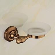 Zestaw akcesoriów łazienkowych Stop cynku Na ścianie 15*6*4cm(6*2.3*1.6inch) Stop cynku / Aluminium Antyczny