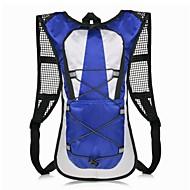 Pyörälaukku 5LPyöräily Reppu Backpack Nopea kuivuminen Pyörälaukku 1680D vedenpitävä materiaali PyöräilylaukkuRetkeily ja vaellus