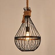 Riipus valot ,  Vintage Maalaus Ominaisuus for Minityyli MetalliLiving Room Makuuhuone Ruokailuhuone Kitchen Kylpyhuone Työhuone/toimisto