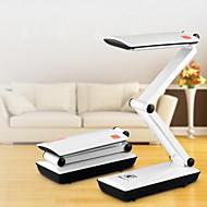 Uutuus Työpöydän lamppu , Ominaisuus varten Ladattava LED , kanssa Käyttää Kosketus Himmennin Vaihtaa