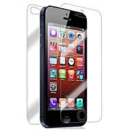 Enkay 0,26 mm 9h 2.5D edessä ja takana Explosion karkaistu lasi näytönsuoja iPhone 5 / 5s
