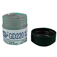 cmpick gd220 grå vekt 20 gram barreled termisk fett