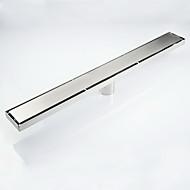 """Afløb / Rustfrit stål / Andet /600x68x70mm(23.6x2.7x2.8"""") /Rustfrit stål /Moderne /600mm(23.6"""") 68mm(2.7"""") 1.9KG"""