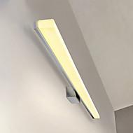 AC 100-240 20W Integrert LED Moderne/ Samtidig Sølv Trekk for LED Mini Stil Pære inkludert,Atmosfærelys Baderomslys Vegglampe