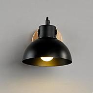 moderno corredor levou minimalista criativo quarto lâmpada escada de madeira lâmpada de parede lâmpada de cabeceira