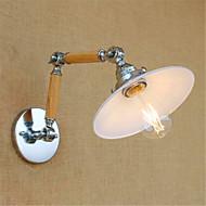 AC 110-130 / AC 220-240 4W E26/E27 Rústico/Campestre / Rústico Cromado Característica for LED / Lâmpada Incluída,Luz AmbienteLâmpadas de