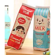 maitotölkissä suunnittelu tekstiili kynä pussi