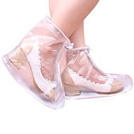 Plástico para Protetor de Sapatos Others Preto / Branco
