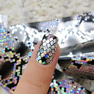 1roll Nail Art tarra 3D Nail Stickers meikki Kosmeettiset Nail Art Design