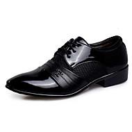 Masculino Oxfords Inovador sapatos Bullock Sapatos formais Couro Ecológico Primavera Outono Casamento Casual Festas & NoiteInovador