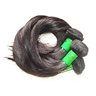Indian Remy włosów Kosmyki włosów ludzkich remy Düz Remy Human Hair tka