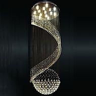 Závěsná světla ,  moderní - současný design Tradiční klasika Venkovský styl design Tiffany Země Mísa Galvanicky potažený vlastnost for LED