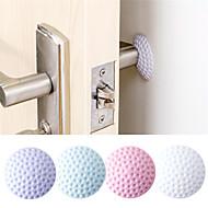 Po zesílení stěny mute dveře blatníky golf modelování gumovou rukojetí zámku dveří ochranný ochrany pad stěny hůl