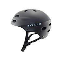 남여 공용 자전거 헬멧 10 통풍구 싸이클링 산악 사이클링 사이클링 등산 스케이트 스키 스케이트보드 스몰: 51-55cm; 중간: 55-59cm; 라지: 59-63cm;