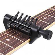 ammattilainen Yleistarvikkeet capos Korkeatasoisia Guitar Akustinen kitara Sähkökitara New Instrument Muovi Musical Instrument Varusteet