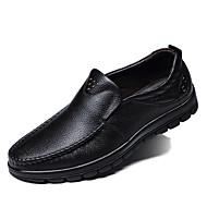 Homme Chaussures Cuir Printemps Eté Automne Hiver Confort Bottes à la Mode Mocassins et Chaussons+D6148 Marche Volants Pour Décontracté