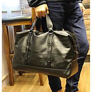Mænd håndtaske PU Afslappet Sort