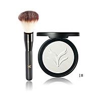 Color Women Cosmetic Makeup Highlighter Pressed Powder Makeup Contour Highlight1pc Blusher Brush
