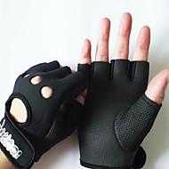 Boxhandschuhe Boxhandschuhe für das Training für Taekwondo Boxen Kampfsport Fingerlos Wasserdicht Stoßfest Hochelastisch Schützend Nylon