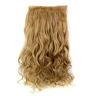 Clip In synteettinen Hiuspidennykset 110 Hiusten pidennys