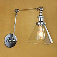 AC 110-130 AC 220-240 40 E26/E27 Rústico Retro Galvanizado Característica for Estilo Mini Lâmpada Incluída,Luz AmbienteLâmpadas de Braço