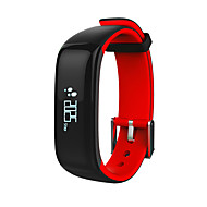 yyp1 smarte armbånd / smarte ur / bluetooth 4,0 armbånd pulsmåler søvn fitness tracker til iOS pk android xaiomi mi bånd 2 fitbits